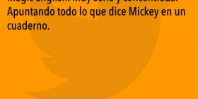 Ana Botella mejorando su inglés