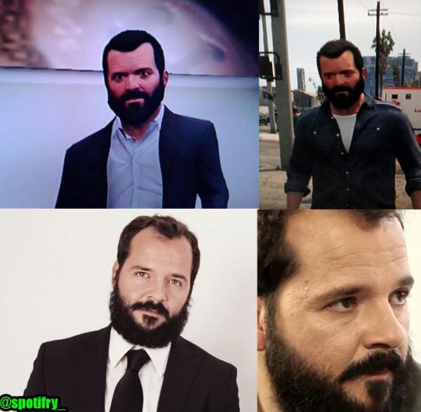 Ángel Martín protagonista de GTA 5