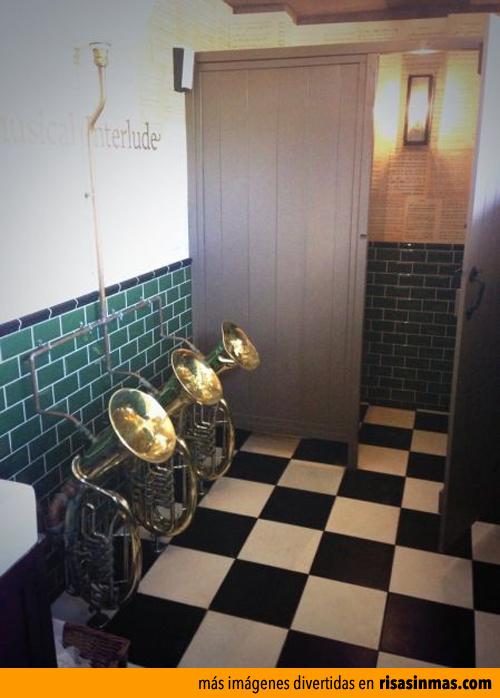 Baños para músicos