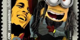 Bob Marley Minion