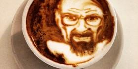 Breaking Bad en el café