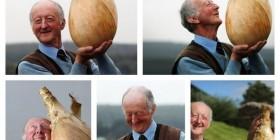 Enamorado de una cebolla