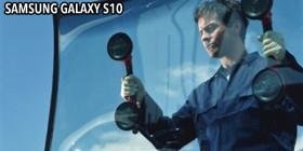 Cambiando el cristal al Samsung Galaxy S10
