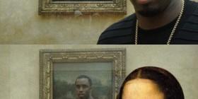 Cambiarte la cara por La Mona Lisa