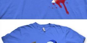 Camiseta Viernes 13. Larga espera