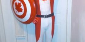 Nuevos superhéroes: Capitán Canadá