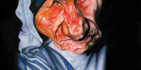 Caricatura de La Madre Teresa de Calcuta