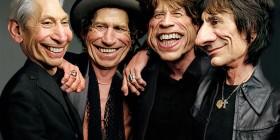 Caricatura de The Rolling Stones