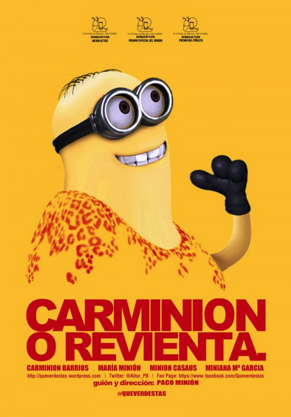 Carminion o revienta