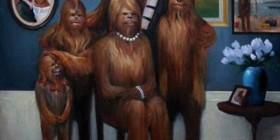 Chewbacca y familia