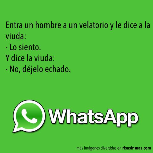 Chistes de WhatsApp: Humor negro