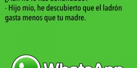 Chistes de WhatsApp: Madres