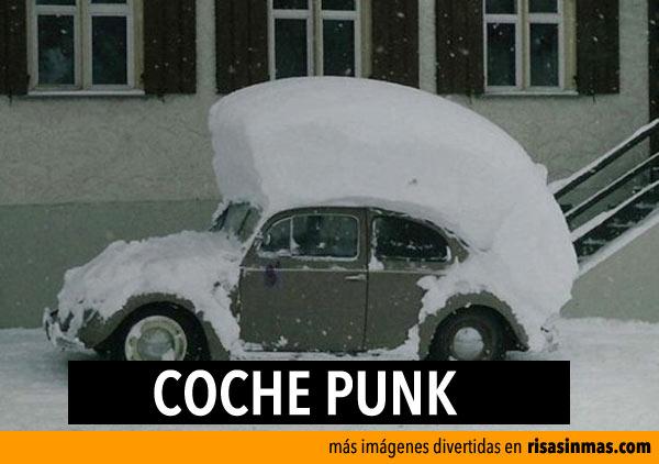 Coche Punk