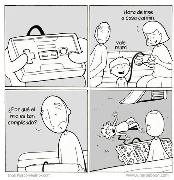 Control de los niños