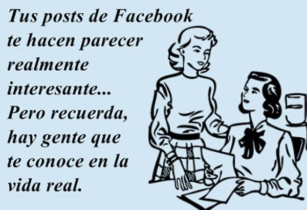 Cosas del Facebook