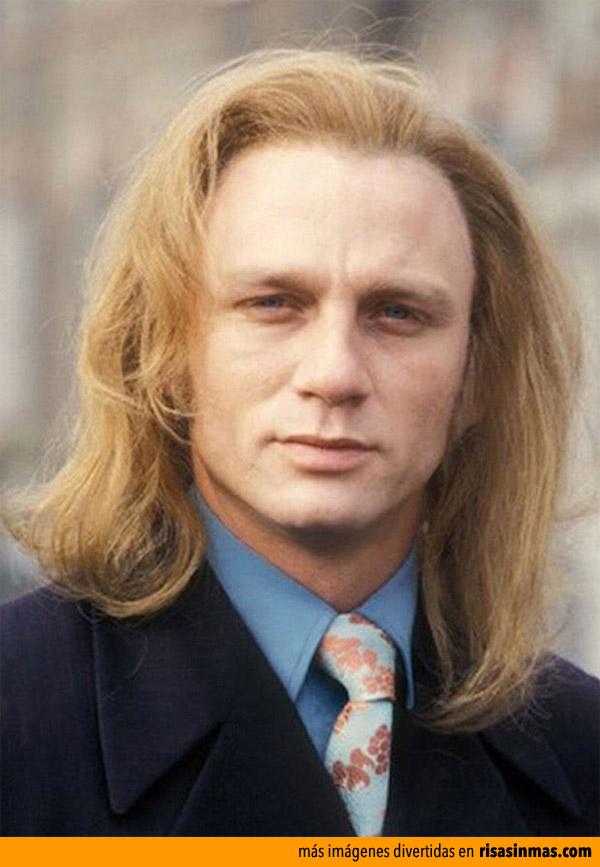 Daniel Craig también tiene un pasado