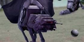 Darth Vader prácticando Polo