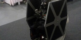 Darth Vader se motoriza