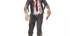 Disfraces de Halloween: Zombie