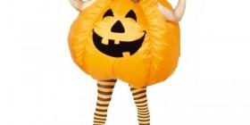 Disfraces originales: Calabaza de Halloween