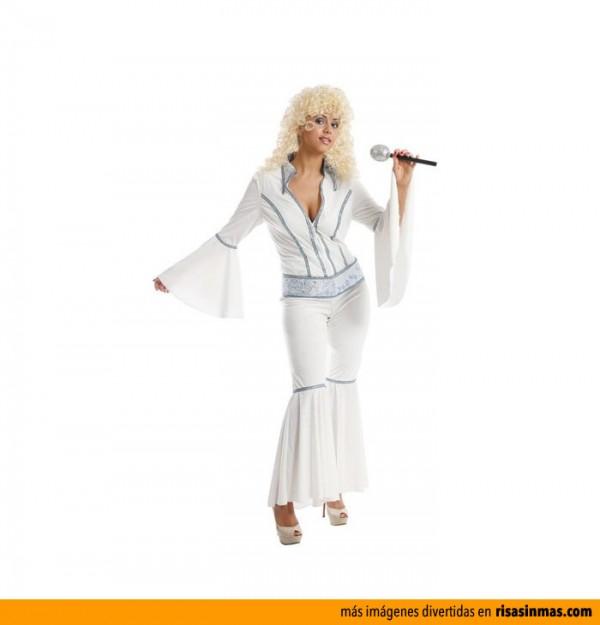 Disfraz de ABBA