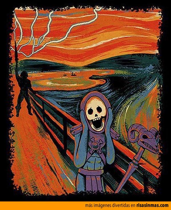 El grito de Skeletor