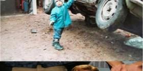 El hijo de Chuck Norris