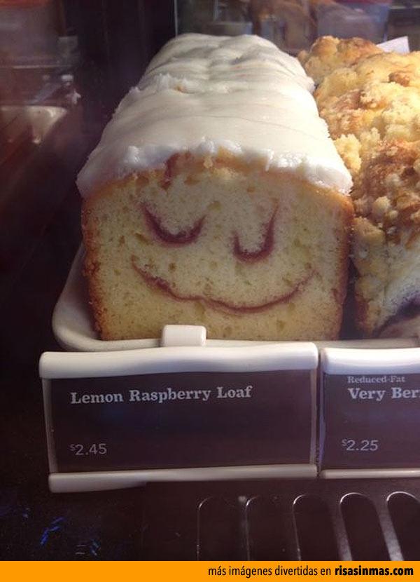 El pastel feliz