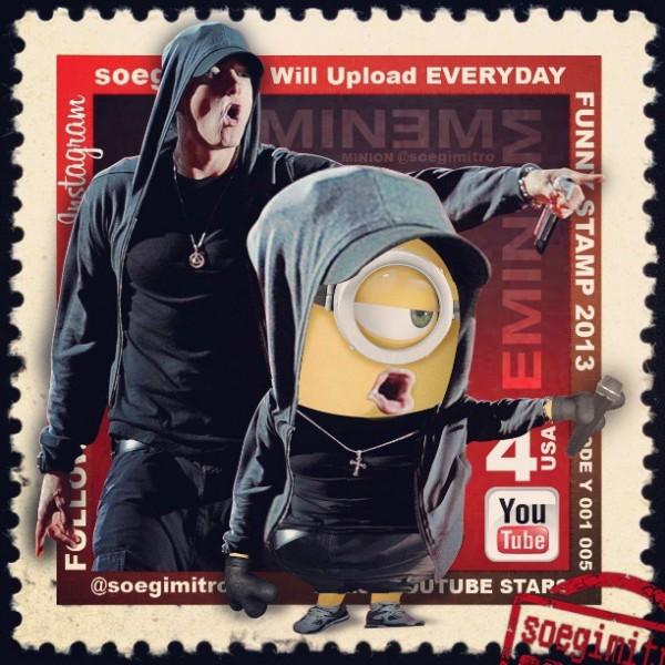 Eminem Minion