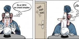 Empleo año 2014