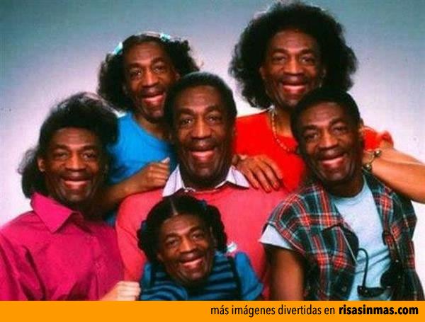 Familia Cosby