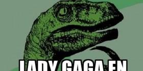 Filosoraptor y Lady Gaga