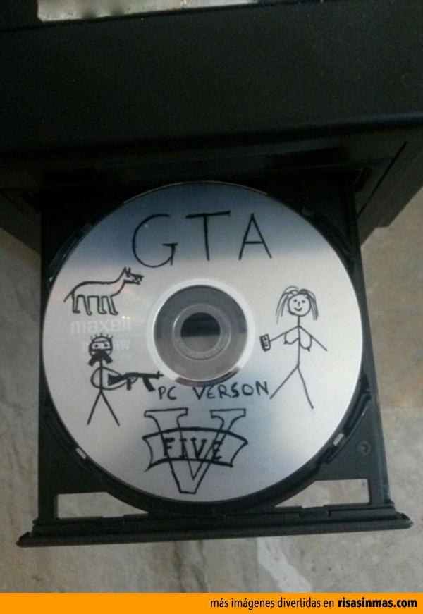 GTA 5 versión PC