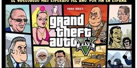 GTA V el videojuego más esperado en España