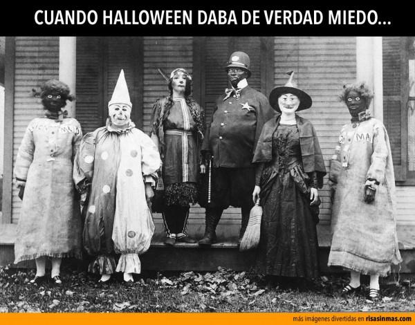 Cuando Halloween daba (de verdad) miedo