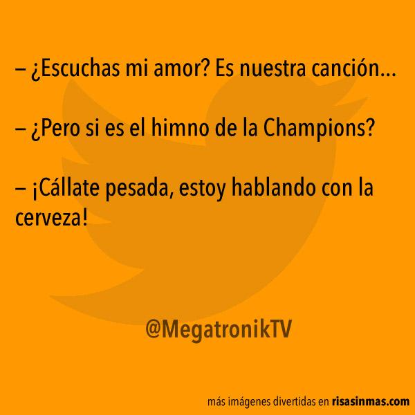Himno de la Champions