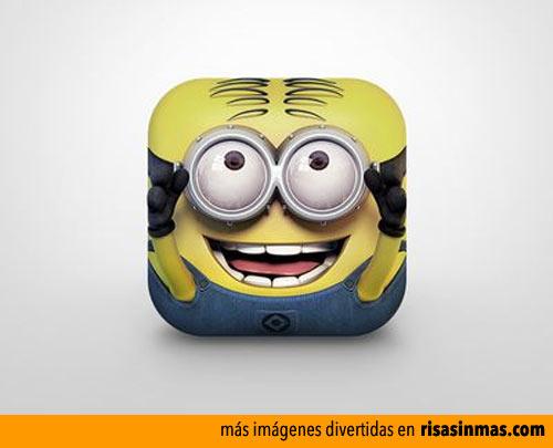 Icono Minion