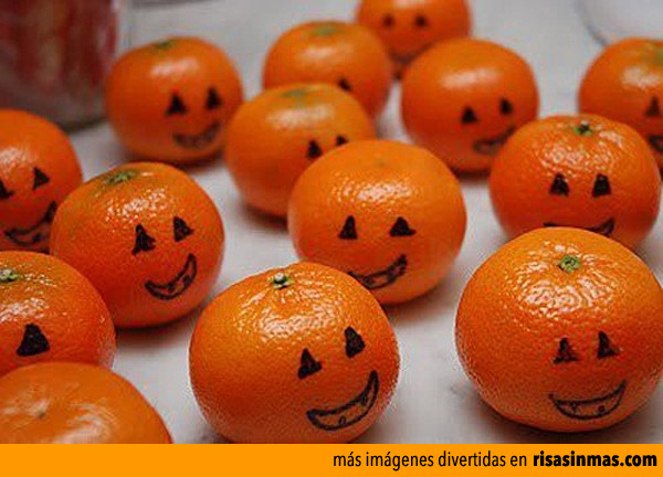 Ideas graciosas para Halloween