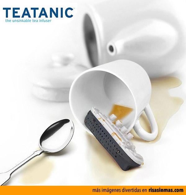 Infusor de Té Teatanic