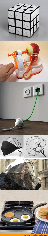 Inventos originales y divertidos