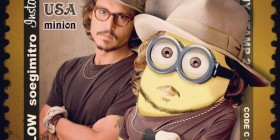 Johnny Depp Minion