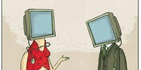 La evolución de las discusiones de pareja