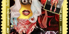 Lady Gaga Minion