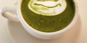 Latte Art: Tortuga Ninja