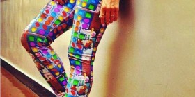 Leggins Candy Crush