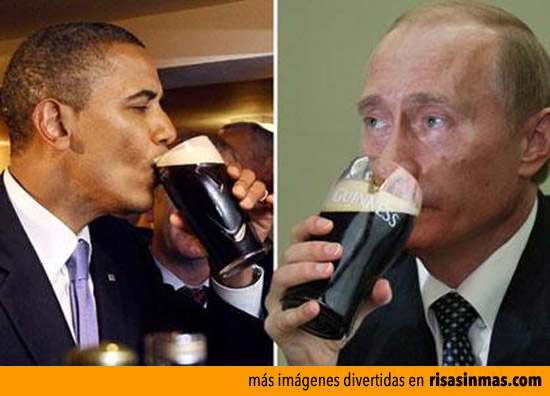 Una Guinness une lo imposible
