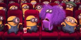Los Minions en el cine