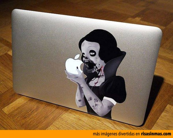 MacBook Halloween