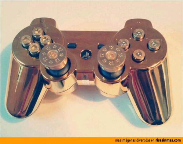 Mando PS3 especial para GTA 5