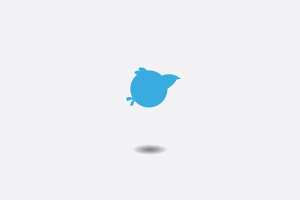 Marcas Angry Birds: Twitter